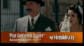 FOR GREATER GLORY review