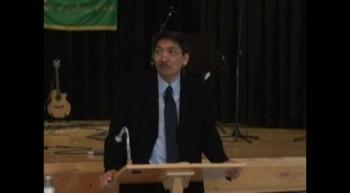 Pastor Preaching - May 20, 2012