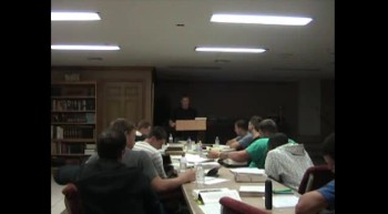 Joseph Hamblen's preaching/teaching on