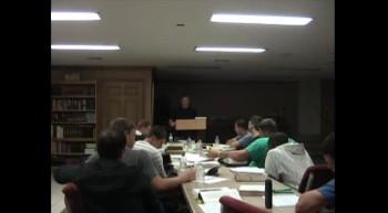 Joseph Hamblen's preaching/teaching on