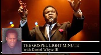 Al Green (Gospel Light Minute #54)