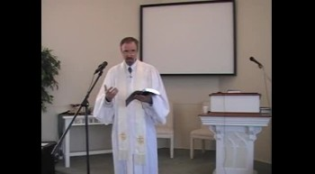 """Sermon: """"Blessed Are They Who Mourn."""" Rev. R. Scott MacLaren, 6/03/2012"""