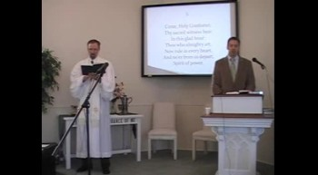 """Congregational Hymn: """"Come Thou Almighty King,"""" First OPC Perkasie PA 6/03/12."""