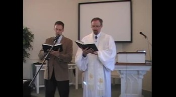 """Hymn: """"I Waited for the Lord Most High,"""" Waggoner & MacLaren, 6/03/12"""