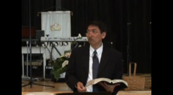 Pastor Preaching - May 27, 2012
