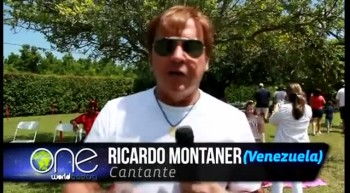 Ricardo Montaner es ONE World