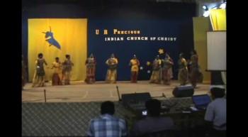 Welcome Dance - June 2012