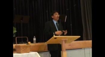 Pastor Preaching - June 03, 2012