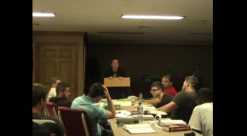 Joseph Hamblen teaching on