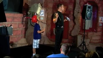 Jeff Civillico Makes the Audience a Part of the Show