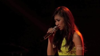 Beautiful! Dance With My Father - Jessica Sanchez
