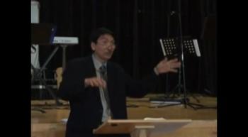 Pastor Preaching - June 08, 2012