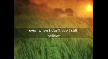 I Still Believe / JEREMY CAMP