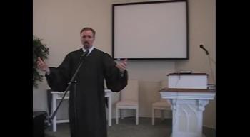 "Sermon: ""Our Incomparable God,"" Rev. R. Scott MacLaren, First OPC Perkasie, PA 6/17/12"