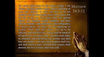 A Praying Time (Part 1 of 6)