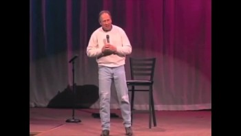 Hilarious Clean Comedian Jeff Allen on Obsessed Joggers