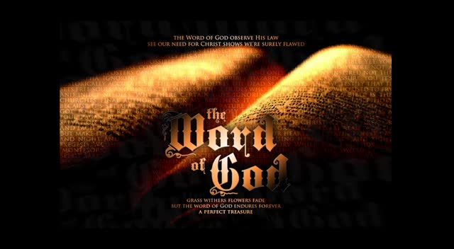 The Word of God - Dr  Adrian Rogers (Part 5 of Kingdom Authority Series) -  Sermon Videos