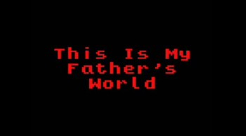 This Is My Father's World (8-bit Hymn)