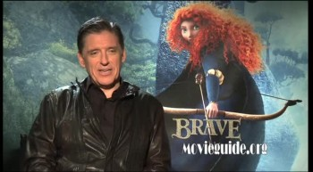 BRAVE - Craig Ferguson interview