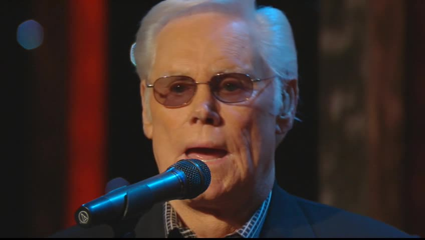 George Jones - Amazing Grace (Live)