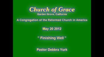 Church of Grace Sermon from June 10 2012.