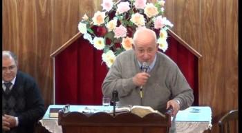 ¿Sabemos escuchar la voz de Dios? . Pastor  Walter Garcia. 10-06-2012