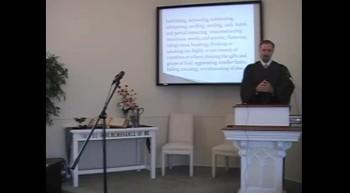 """Sins of the Tongue,"" Catechism Meditation, Rev. R. Scott MacLaren"