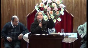 Obedeciendo solo a su Palabra. Hna. Viviana Garcia. 12-06-2012