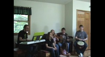 Hold Us Together cover - Usher In