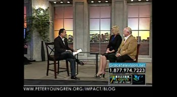Bob and Kathy Campbell on Grace TV