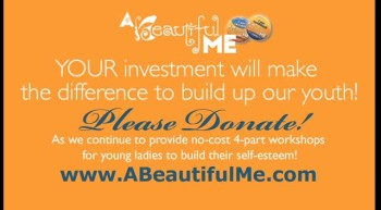 A Beautiful Me info for sponsors