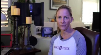 Let it Go! Christian Yoga Daily Meditation with Brooke Boon Founder of Holy Yoga