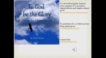 Glory Worship Band Accompaniment