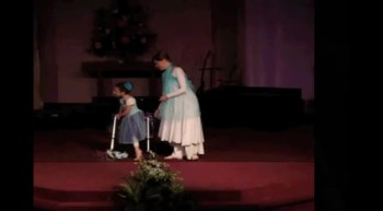 Macie at First Church of Christ