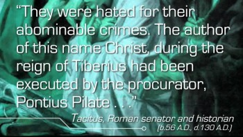 New Testament is True Based on Historical Confirmation