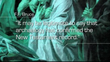 Archaeology Confirms New Testament Record
