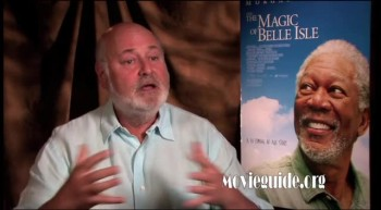 THE MAGIC OF BELLE ISLE - Rob Reiner interview