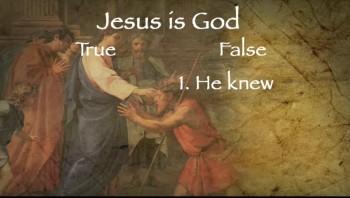 Trilemma: Lord, Liar, Lunatic