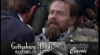 GETTYSBURG (1993) classic review