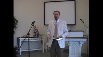 First OPC Worship Svc., 7/08/12. Rev. R. Scott MacLaren