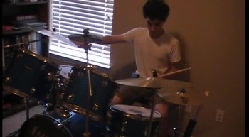 War of Change by Thousand Foot Krutch drum Cover