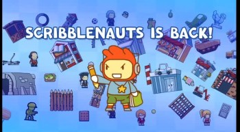 Scribblenauts Unlimited 3DS T1
