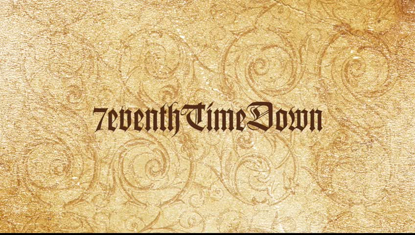 7eventh Time Down - Get Me to You (Official Lyric Video)