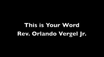 This is Your Word