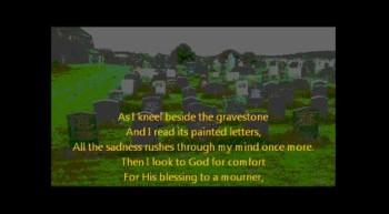 Beside The Gravestone