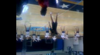 cheerleading try outs