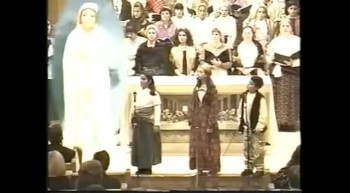 Our Lady of Fatima Musical (part 4 of 6)