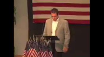 Pastor Aaron Lundquist Part 1 7-8-12