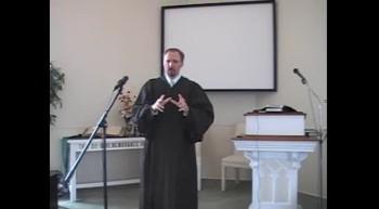 "Sermon: ""History Is Destiny,"" Rev. R. Scott MacLaren, First OPC Perkasie, PA 7/15/12"