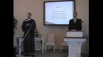 "Congregational Hymn: ""O Come My Soul,"" First OPC Perkasie PA, 7/15/12"